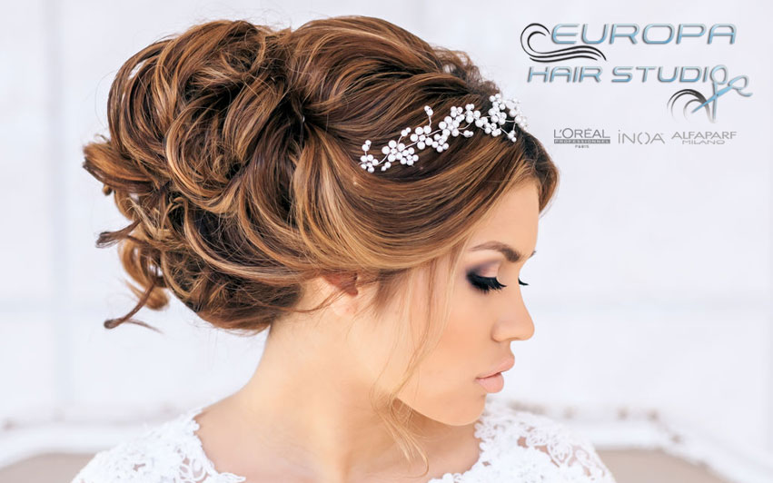 Bridal Hair Stylist : BRIDAL HAIR SALON CORAL GABLES 1-305-720-2277 Wedding Hair Stylist ...